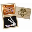 CCN-55621 CLEMSON BVR CRK TRAPPER W/BOX(1P [Beaver Creek • Collectors' Items • Commemorative Sets]