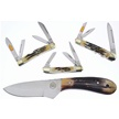 CCN-55722 WINTER AGED (4PCS) [Assorted • Pocket Knives]