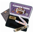 CCN-55787 CASE CLEMSON NATIONAL CHAMPS (1P [Case • Collectors' Items • Licensed Properties]