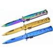 CCN-55841 ITALIAN STILETTO TRIO (3PCS) [Frost Cutlery • Tacticals • Speed Safe]