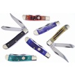 CCN-55938 BULLET TRAPPER SIX PACK (6PCS) [Frost Cutlery • Pocket Knives]