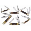 CCN-55943 ROCKY MOUNTAIN STAG COLLECTION(6 [Whitetail Cutlery • Pocket Knives]