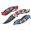 CCN-56228 AZTEC'S BY MASTER COLLECTIONS(3P [Master Cutlery • Tacticals • Speed Safe]