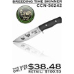 CCN-56242 H&R BREEDING TIME (1PC) [Hen & Rooster • Fixed Blades & Hunters • Skinning Knives]