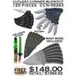 CCN-56263 CUTLERY CORNER BLOWOUT (120PCS) [Assorted • Dealer Assortments]