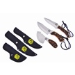 CCN-56265 EARLY MORNING STRUT (3PC) [Crowing Rooster • Fixed Blades & Hunters • Hunting Knives]