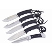CCN-56310 SPORTSMAN'S CHOICE (5PCS) [Assorted • Fixed Blades & Hunters]