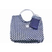 CCN-56470 THE BLUE BASKET WEAVE (1PC) [Leda's Fashion • Accessories]