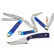 CCN-57429 BLACKHILLS BLUEBERRY COLL (4PCS) [Blackhills Steel • Pocket Knives]