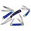 CCN-57759 BLUEBERRY BLACKHILLS (4PCS) [Assorted • Pocket Knives]