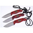 CCN-57819 RITE EDGE WILDERNESS TRIO (3PCS) [Rite Edge • Fixed Blades & Hunters • Hunting Knives]