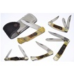 CCN-57967 ROCKY MTN WHITETAILS (5PCS) [Whitetail Cutlery • Pocket Knives]