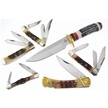 CCN-58240 ROCKY MTN RENEGADES (6PCS) [Assorted • Fixed Blades & Hunters]