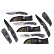 CCN-58293 CATTAIL CAMO CRAZY (7PCS) [Trophy Stag • Tacticals & Folders]
