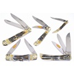 CCN-58387 MOJAVE BONE LEFTOVERS (5PCS) [Mustang USA • Pocket Knives]