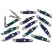 CCN-58449 VALLEY FORGE TWELVE PACK (12PCS) [Valley Forge • Pocket Knives]
