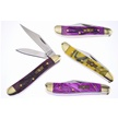 CCN-58528 LUCKY NUTS (4PCS) [Uncle Lucky • Pocket Knives]