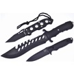 CCN-58594 SEAL TEAM RESPONSE (3PCS) [Assorted • Fixed Blades & Hunters]