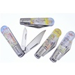 CCN-58798 HEROES OF THE SLVR SCREEN (4PC) [Other • Pocket Knives]