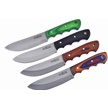 CCN-58835 BEAVER CREEK FINGERGROOVE (4PCS) [Beaver Creek • Fixed Blades & Hunters • Skinning Knives]