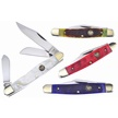 CCN-58837 H&R STKMN STOCKING STUFFERS(4PC) [Hen & Rooster • Pocket Knives • Premium Knives]