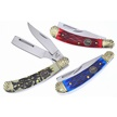 CCN-58841 OCOEE RIVER RAZORS (3PCS) [Ocoee River Cutlery • Pocket Knives • Razor]