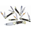 CCN-58894 SLEIGH BELLS SPECIAL (5PCS) [Steel Warrior • Fixed Blades & Hunters]