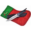 CCN-58911 H&R STOCKING HUNTER (1PC) [Hen & Rooster • Fixed Blades & Hunters • Bowies]