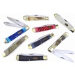 CCN-58966 TRAPPER PACK (8PCS) [Steel Warrior • Pocket Knives]