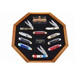 CCN-58968 STEEL WARRIOR PRM TRPR DSP (10PC [Steel Warrior • Pocket Knives]