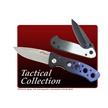 CCN-58969 POLAR MIDNIGHT EXPRESS (18PCS) [Assorted • Tacticals & Folders]