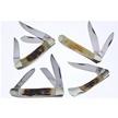 CCN-58986 ROCKY MTN SANTA SACK (4PCS) [Assorted • Pocket Knives]