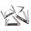 CCN-58998 OX HORN REMAINS (4PCS) [E.C. Simmons • Pocket Knives]