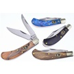 CCN-59038 NEW ECS SADDLEHORNS (4PCS) [E.C. Simmons • Pocket Knives]