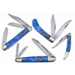 CCN-59053 ALL NEW BAYOU BLUES (4PCS) [E.C. Simmons • Pocket Knives]