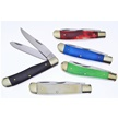 CCN-59068 CHRISTMAS TRAPPER PACK (5PCS) [Frost Cutlery • Pocket Knives]