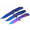 CCN-59144 TITANIUM TOUCH (3PCS) [Frost Cutlery • Tacticals & Folders]
