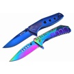CCN-59152 TITANIUM TEASER (2PCS) [Frost Cutlery • Tacticals & Folders • Speed Safe]