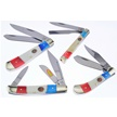 CCN-59180 AMERICAN PRIDE COLLECTION (4PCS) [Steel Warrior • Pocket Knives]