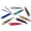 CCN-59182 NEW 2018 TESTED TRPR COLL (8PCS) [Steel Warrior • Pocket Knives]