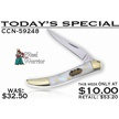CCN-59248 TODAY'S SPECIAL (1PC) [Steel Warrior • Pocket Knives • Premium Knives]