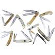 CCN-59545 OX HORN RIVER COLL (9PCS) [Ocoee River Cutlery • Pocket Knives]