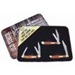 CCN-59585 OLD TIMER GIFT TIN (3PCS) [Old Timer • Pocket Knives]