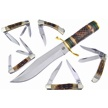 CCN-59598 CPPRHD CREEK CONNECTION (6PC) [Assorted • Pocket Knives]