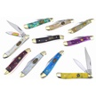 CCN-59617 GET YOUR PEANUTS (10PCS) [Assorted • Pocket Knives]