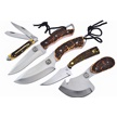 CCN-59621 TRAIL MIX (5PCS) [Assorted • Fixed Blades & Hunters]