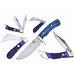 CCN-59651 CUTLERY BLUES (5PCS) [Assorted • Pocket Knives]