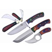 CCN-59674 FROSTWOOD FAVORITES (5PCS) [Assorted • Fixed Blades & Hunters]