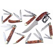 CCN-59738 COLLECTOR'S PRIDE (8PCS) [Assorted • Pocket Knives]