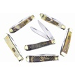 CCN-59759 ELITE TRAPPER SIX PACK (6PCS) [Steel Warrior • Pocket Knives]